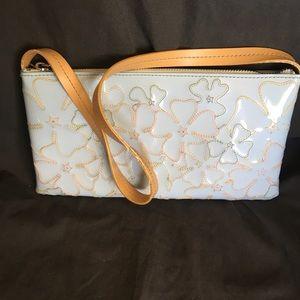 BCBGirls Bags - BCBGirls Embroidered Shoulder Bag